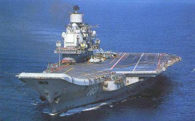 Kuznetsov repülőgép-hordozó